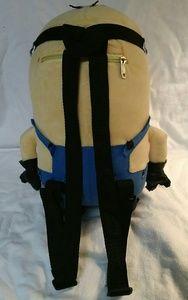"""Accessories - """"Despicable Me 2"""" Minion Stuart Backpack"""